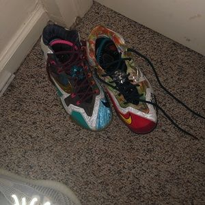 What The Lebrons 11s